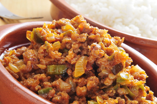 Picadillo traditionell maträtt